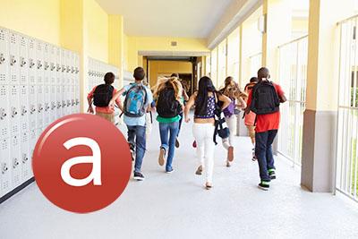 L'école de vos enfants contient-elle de l'amiante ?
