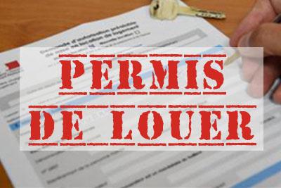 Le permis de louer Roannais